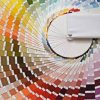picture of a color wheel