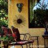 southwest-furniture on porch