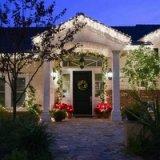 Outside Christmas light ideas from Seaside Ranchos neighborhood