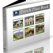 porch plan book cover