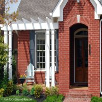 extend your porch with patio space