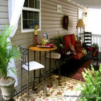 Anita's outdoor room ideas