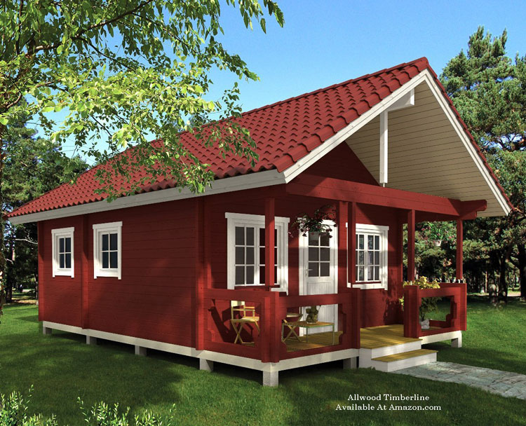 allwood eagle point tiny house