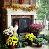 25 bloggers fall porch tours