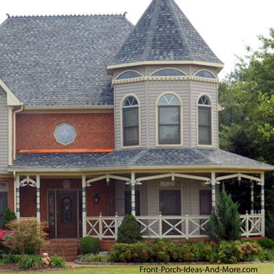 Front Porch Designs | Front Porch Ideas | Front Porch Plans