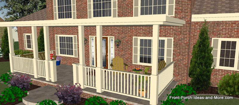 Porch TS14 views