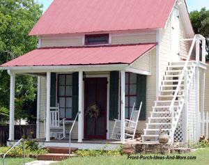 German Sunday House in Fredericksburg TX