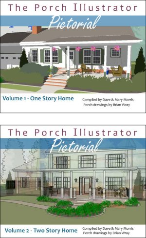 Porch Illustrator Vol 1 & Vol 2