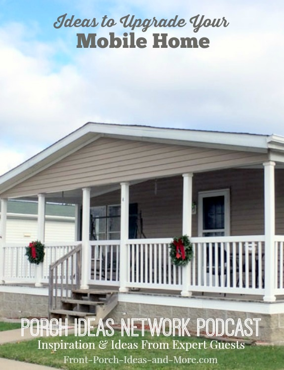 Podcast 39 - mobile home improvements you can make