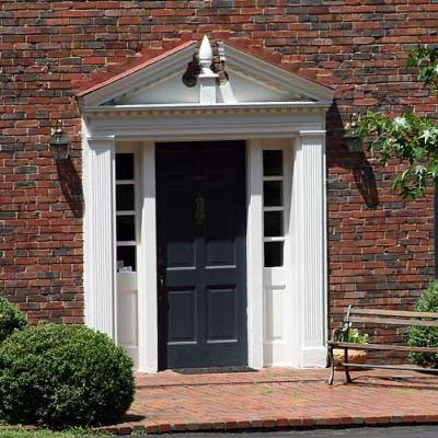 front porch design ideas for colonial homes