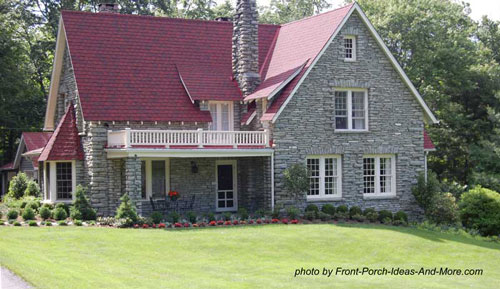 home landscaping photos example