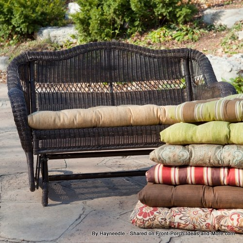 Porch Swing Cushions Outdoor Swing Cushions