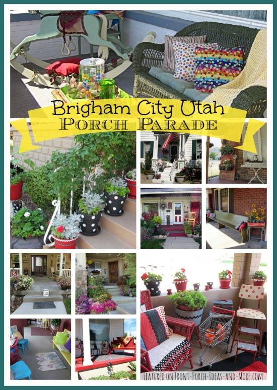 brigham city collage of porches