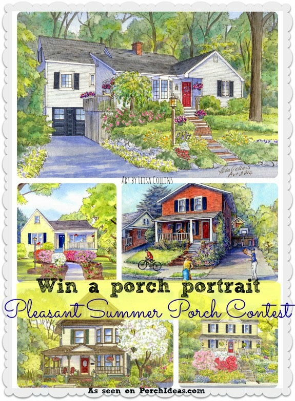 pleasing summer porch contest runs from July 15 through July 31 2015