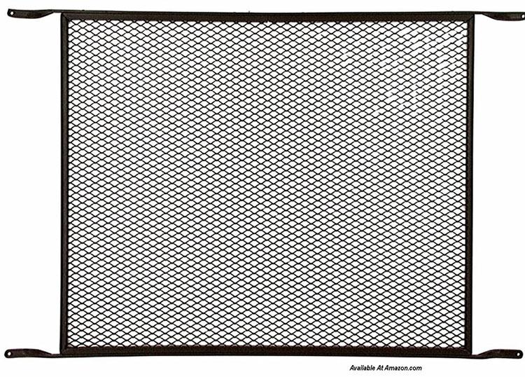 wire mesh Screen Door Grill Example