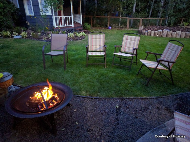 Fire pits will be popular again this year