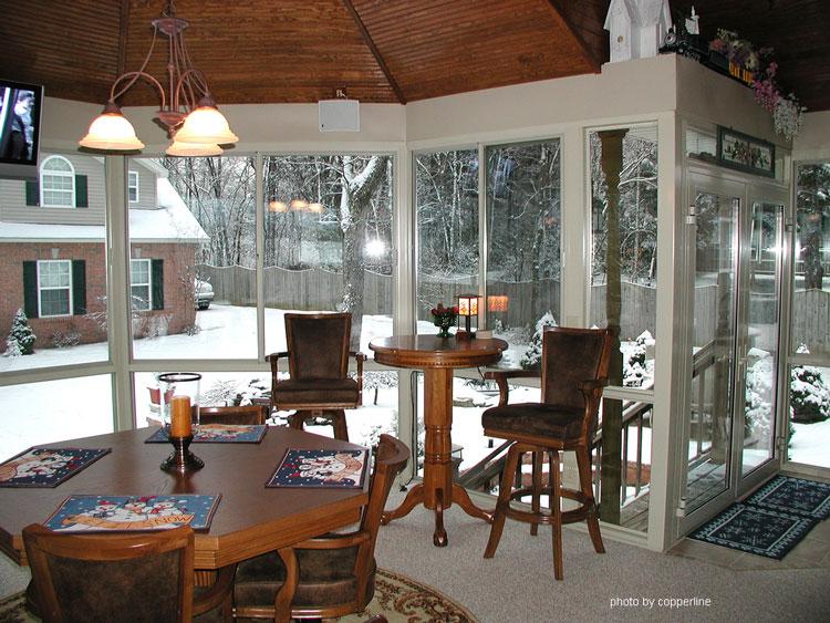 Inexpensive Sunroom Ideas windows for a sunroom | sunroom windows | sunroom window treatments