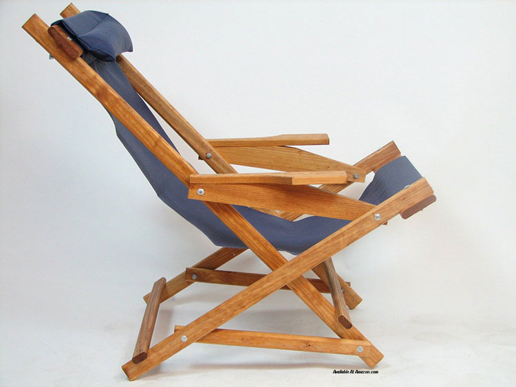 wooden folding rocking chair available at Amazon.com