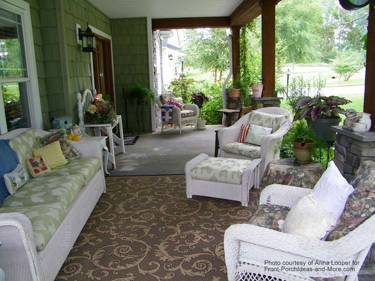 Porch furniture porch accessories outdoor furniture for Outdoor furniture for small front porch