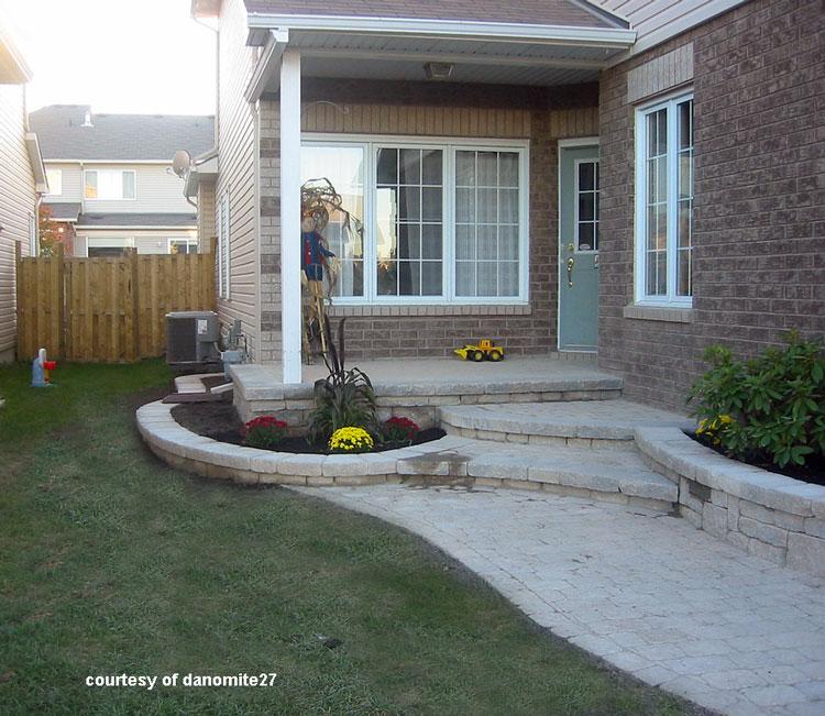 porch steps designs and more - Patio Steps Ideas