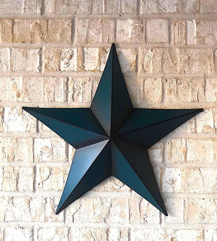 Meaning Of Decorative Stars Seen On Country Homes And Porches