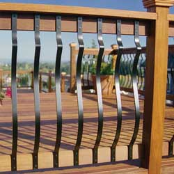 Front Porch Railings Options Designs And Installation Tips