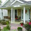 aluminum porch columns open front porch