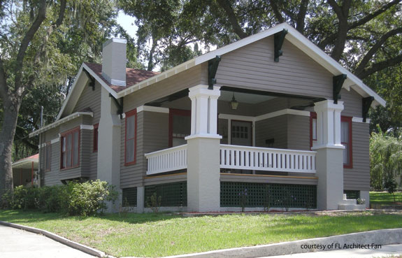 Arts And Crafts Style House Plan Ideas