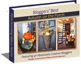 Autumn Porch Decorating Ideas eBook cover 160x125