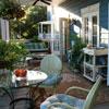 Amy's wonderful back porch
