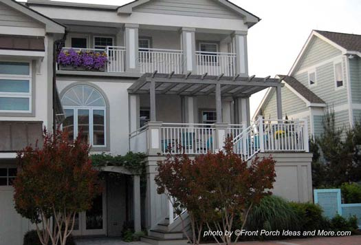 Beach home with beautiful porch in Lewes, DE