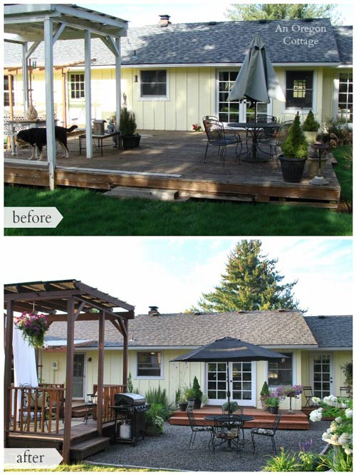 Podcast 30 Fantastic Backyard Makeover