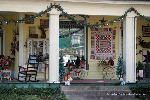 Bell Buckle TN porch