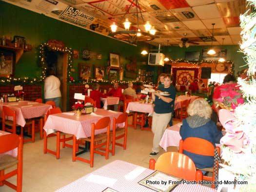 Bell Buckle Cafe in Bell Buckle TN