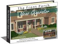 Ideas Generator for front porches