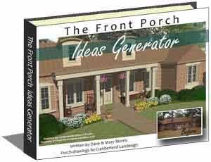 Front Porch Ideas Generator eBook