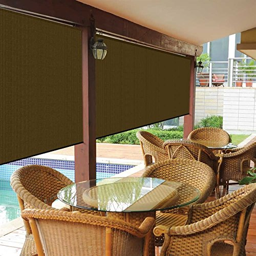 Roll Up Porch Shades For Comfort And Privacy