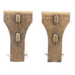 Brick hangers