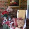 Barb's brick porch story