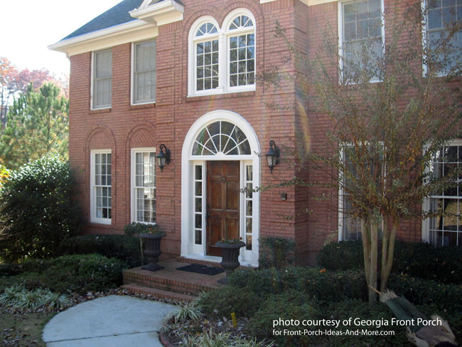 Stylish front porch designs for Front porch designs for two story houses