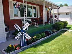Brigham City Utah Porch Contest