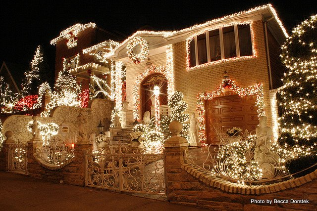 Brooklyn Christmas Lights To Amaze You
