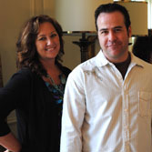 Brooks and Dana of Bella Tucker Decorative Finishes