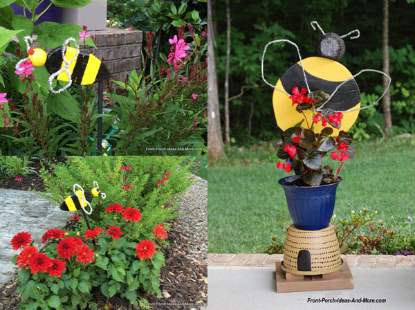 Bumble Bee Decorations Bumble Bee Porch Decoration