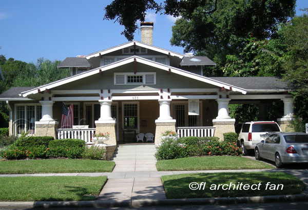 Bungalow style homes craftsman bungalow house plans for Bungalow home decor