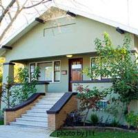 quaint bungalow home
