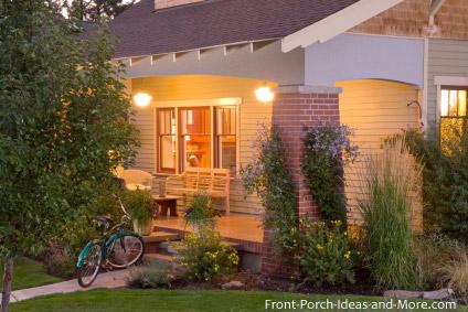 Privacy porch
