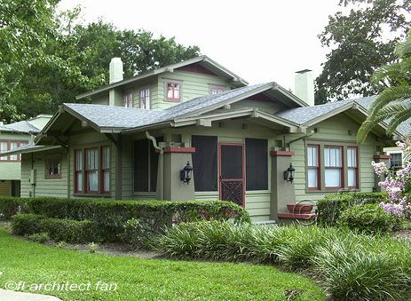 Bungalow style homes craftsman bungalow house plans - What is a bungalow style home ...