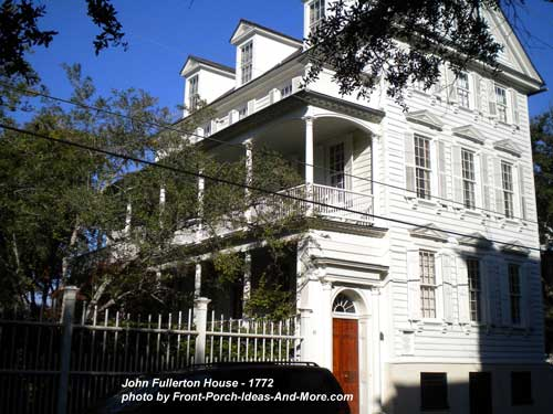Charleston Historical Home