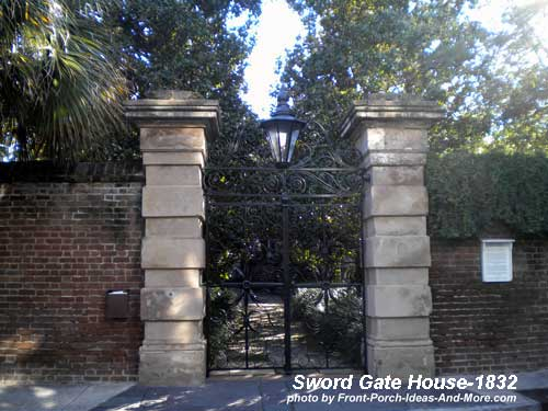 Sword Gate House